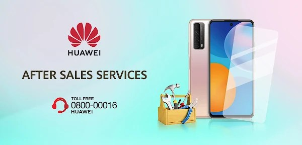 HUAWEI Care: Huawei's proof that they really care about after-sale service
