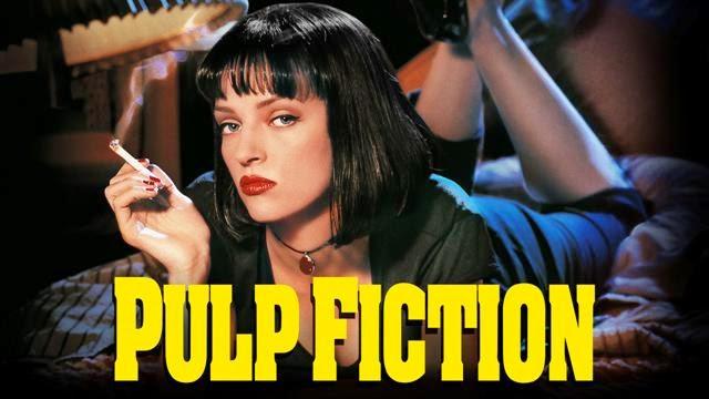 10 batons vermelhos do cinema Pulp Fiction