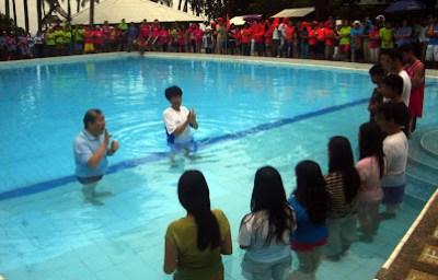 Day 4 - Preparation for Baptisim