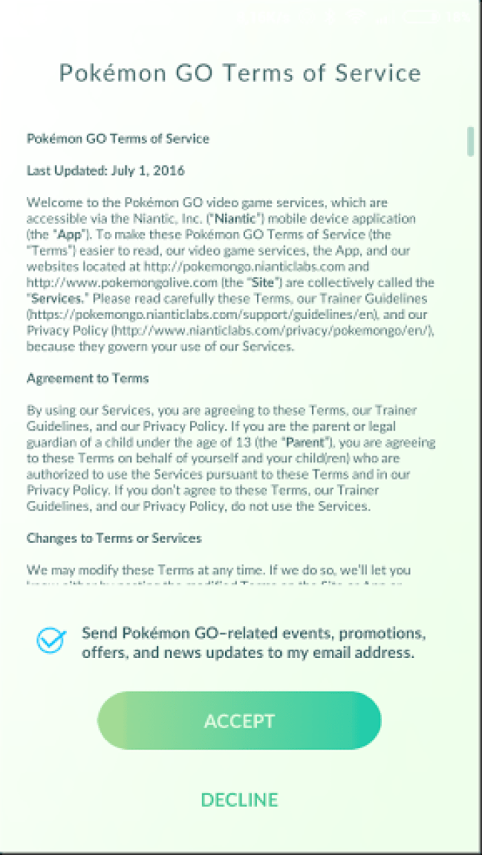 cara install dan main pokemon go
