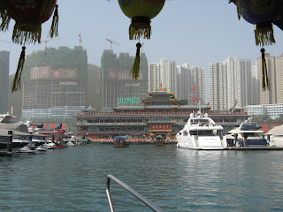 0140Cruise on Victoria Harbour