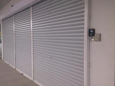 Locked Office