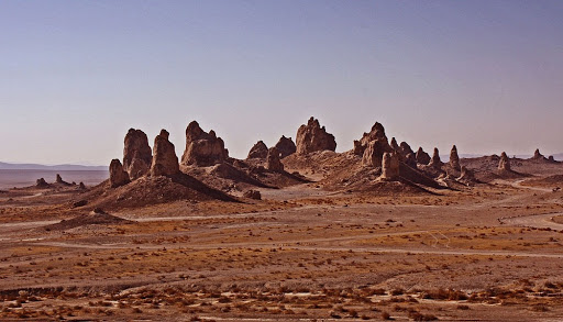 Trona Pinnacles  Amusing Planet