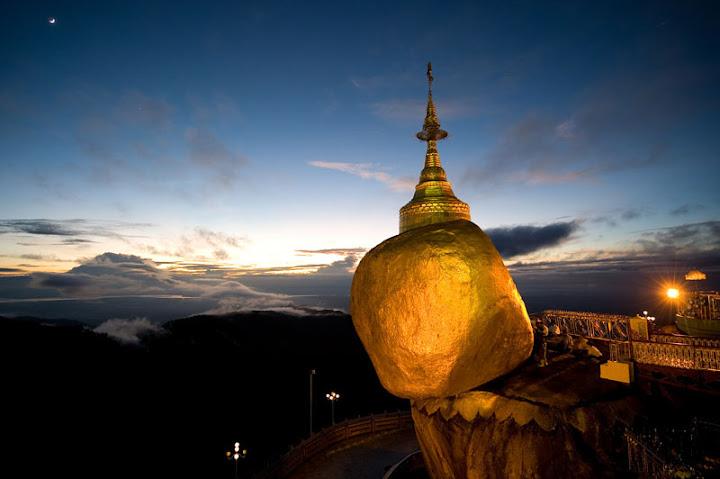 мьянма достопримечательности
