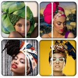 African Gele Head Wrap 2017