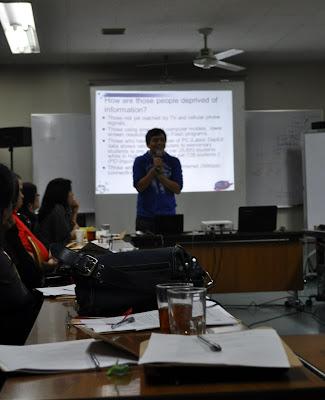 MCCID Training Director and PWAG President Jojo Esposa