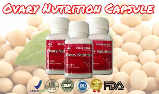Testimoni Pemakaian Ovary Nutrition Capsule