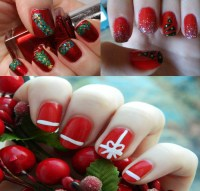 cool christmas nail art designs - Styles 7
