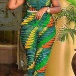 20+ Peplum Top and Pants Ideas For African Women & Men