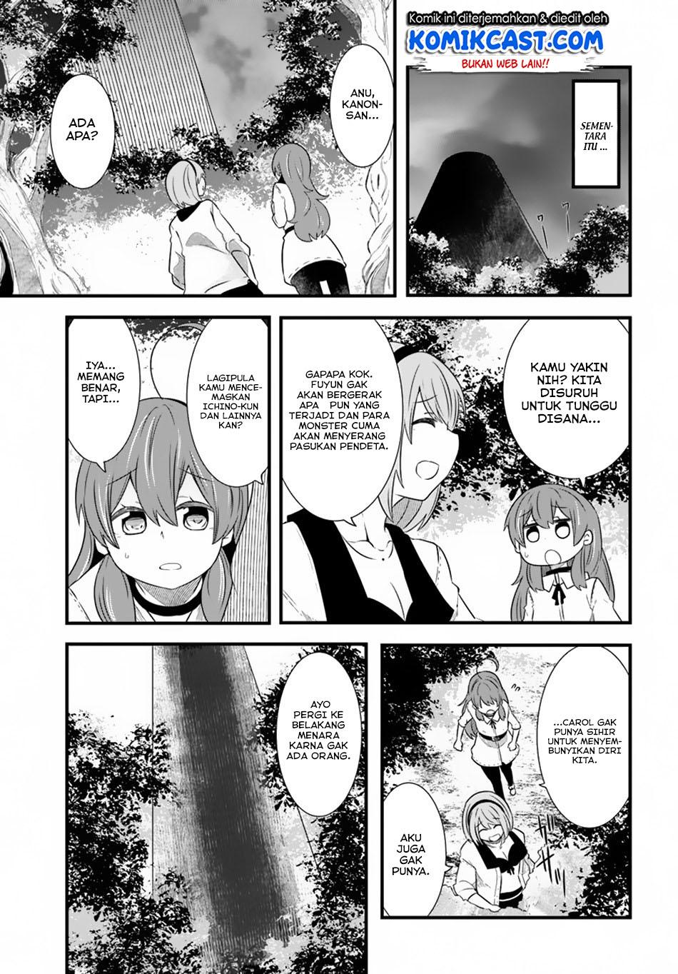 Seichou Cheat de Nandemo Dekiru you ni Natta ga, Mushoku dake wa Yamerarenai you desu: Chapter 24 - Page 28