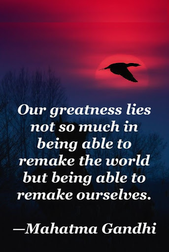 mahatma gandhi motivational quotes