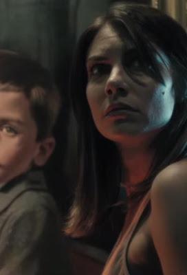 Lauren Cohan estrela terror com boneco amaldiçoado The Inhabitant
