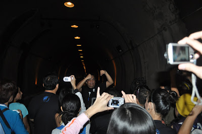 Inside Malinta Tunnel