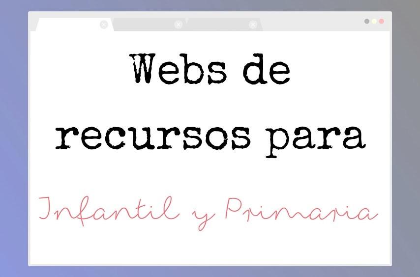 recursos educativos en webs y blogs