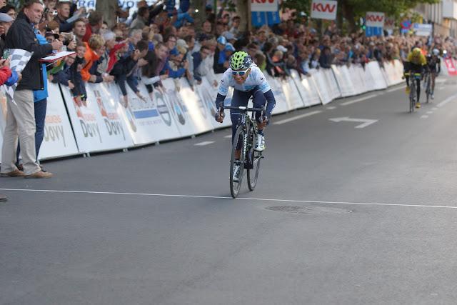 Quintana wint Dovy natourcriterium Roeselare