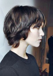 long pixie haircut women's