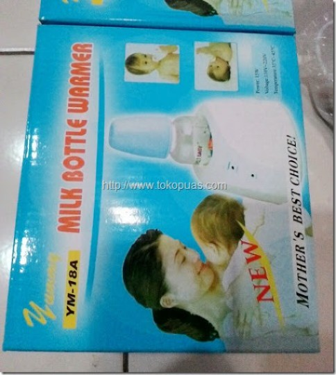 penghangat botol susu milk bottle warmer