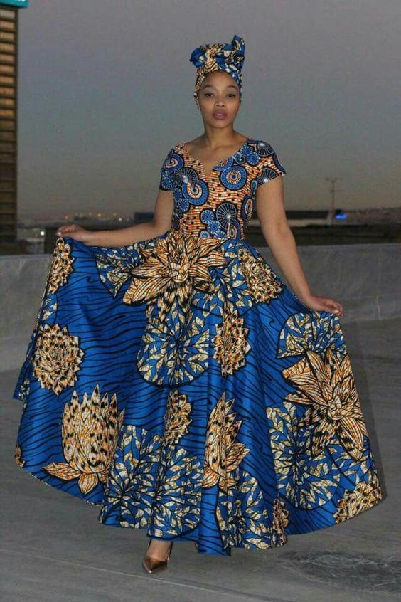 African Traditional Dresses 2019