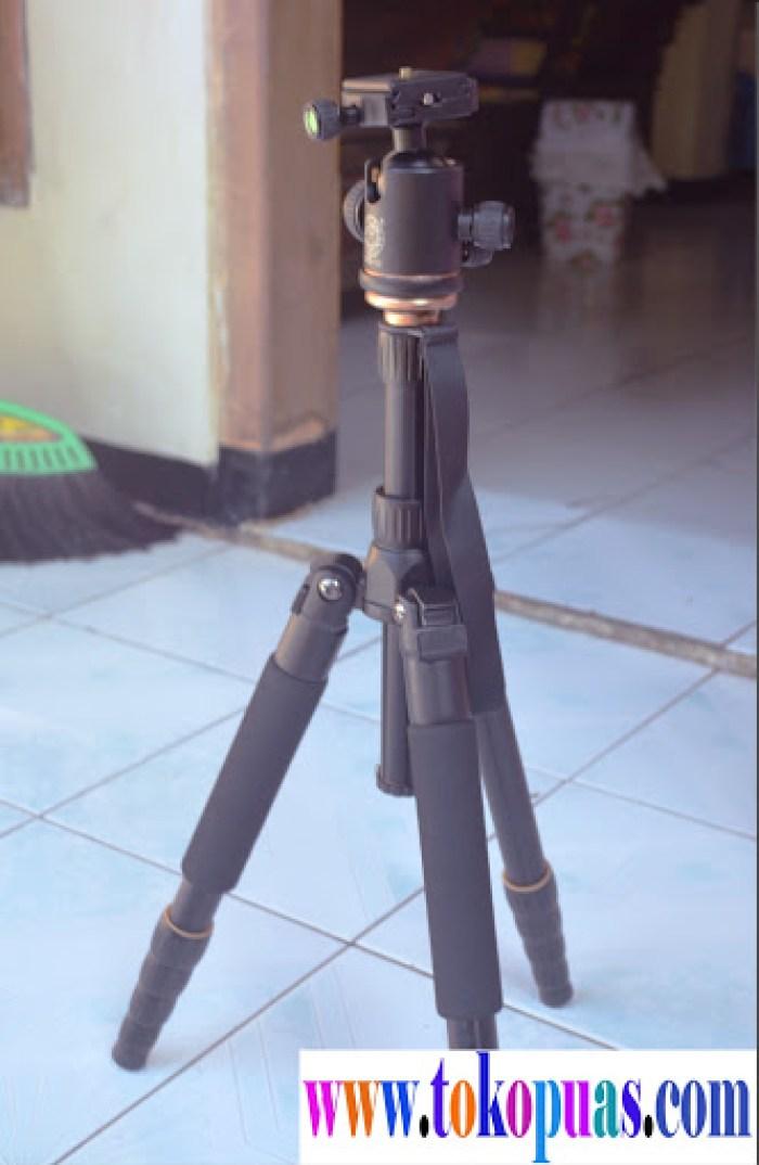 tripod kamera murah dan kuat qzsd 666