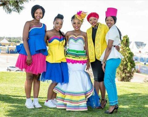 474 Ssl Designer Dress Lufi Made