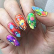 easy nail art design 2018