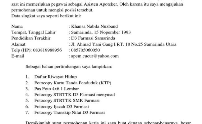 Contoh Laporan Pkl Smk Farmasi Di Apotek Kumpulan Contoh Laporan Cute766