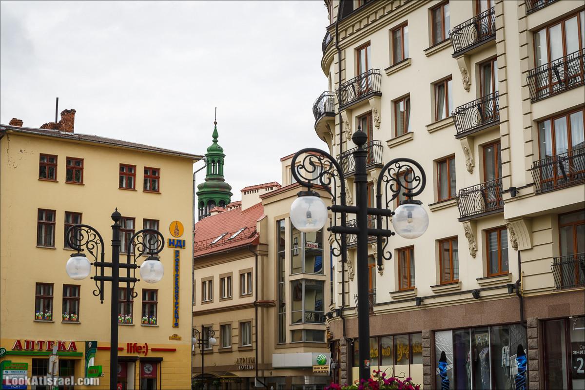 Западная Украина, Карпаты, Ивано-Франковск   LookAtIsrael.com - Фото путешествия по Израилю