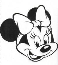 Mickey Mouse Y Minnie Mouse Enamorados Para Colorear Imagenes