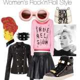 rock and roll outfit ideas 2016 2017