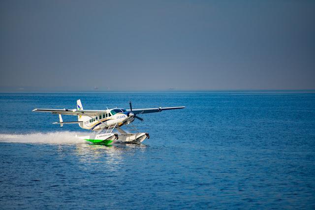 C208B EX Amphibian Seaplane
