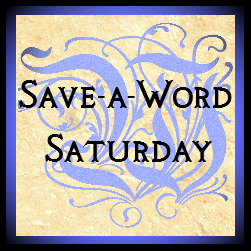Save-a-Word Saturday