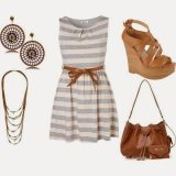 new outfit ideas with dresses for 2015