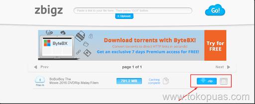 trik mudah dan cepat mendownload file torrent
