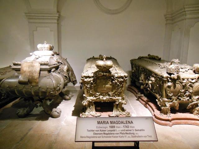 Sarcófago de María Magdalena