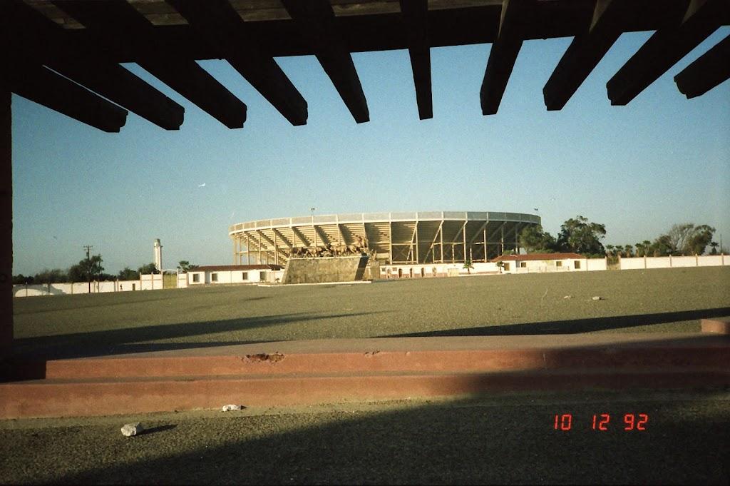 0355Start of the Great Fence, Tijuana, Mexico