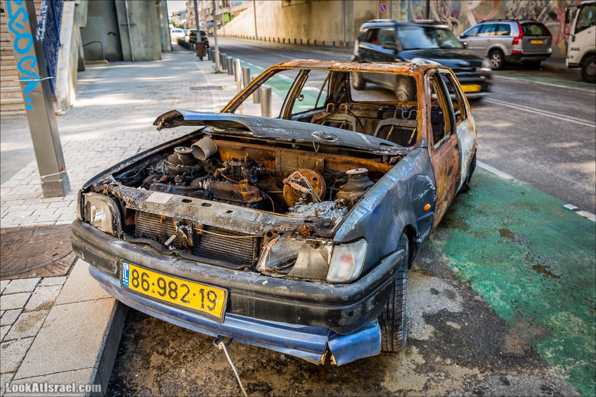 Авто крошки Тель-Авива 15