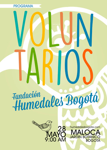 Voluntarios Humedales Bogotá