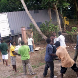Container Arrival & Offloading in Buea - 100_9078.JPG