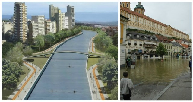 Render Peñalosa - Río Danubio