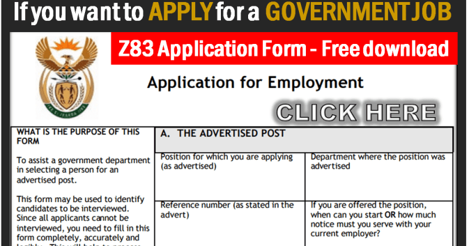 z83 application form free download link applications for jobs