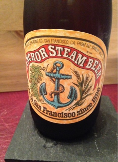 Anchor Steam Beer by Anchor Brewing