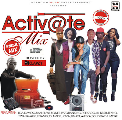 ACTIVATED%2525252BMIX%2525252BCOMPLETE - ACTIVATE MIX - BY DJ CLAPZY
