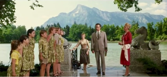Row Boat: The Sound Of Music Row Boat Scene