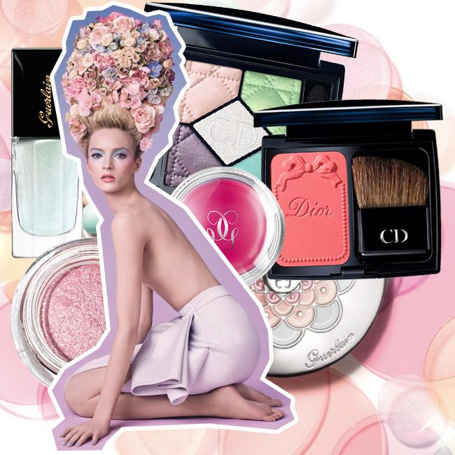 spring '14 make-up wish list