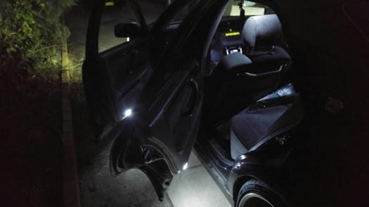 Front & Rear Door LED's