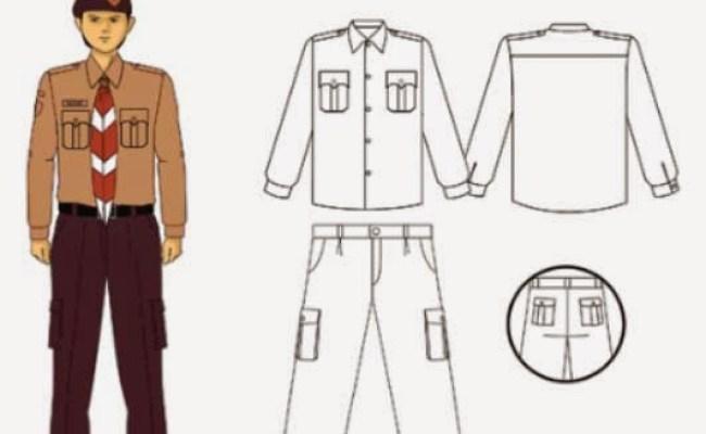 24 Baju Pramuka Lengkap Untuk Pembina Info Terbaru Resep Kuini
