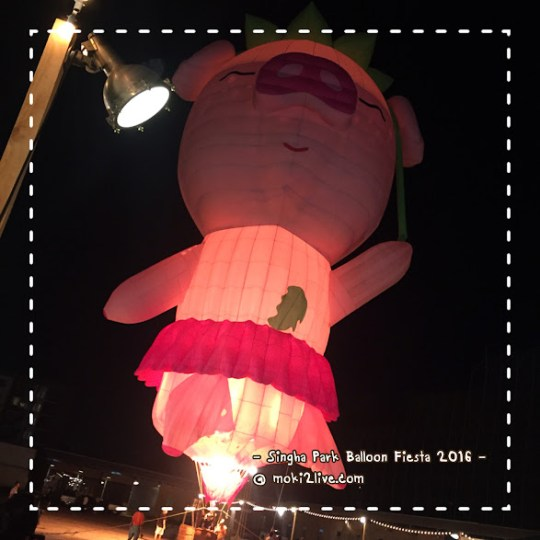 Singha Park International Balloon Fiesta 2016