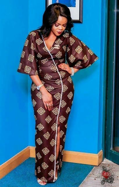 African attire designs skirts- latest African gowns Archives ...