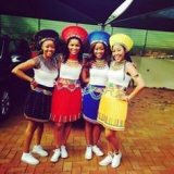 bridesmaid traditional dresses south africa 2017