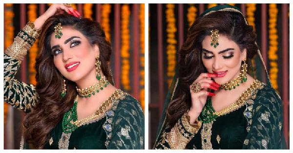 Fiza Ali New Mesmerizing Pictures from Recent Photo Shoot